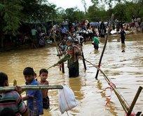 Zalim Myanmar'a yaptırım kararı