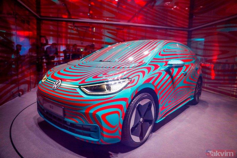 Volkswagen elektrikli otomobil siparişi almaya başladı