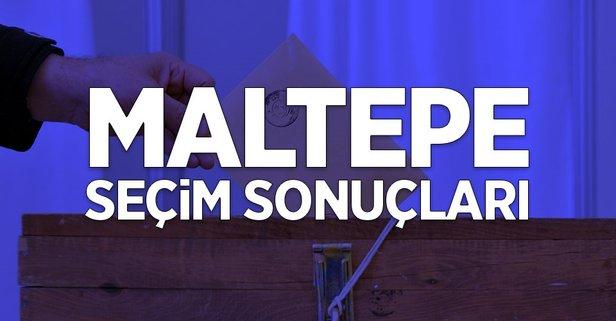 Maltepe 2019 yerel seçim sonuçları