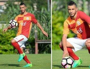 Galatasaray'ın yıldızı Belhanda'dan Fenerbahçe mesajı