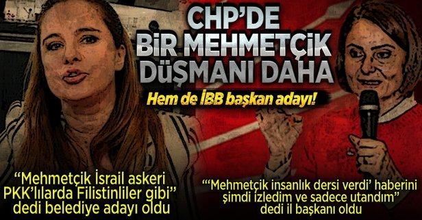 CHPnin İstanbul Belediye Başkanı adayı Cankurtaran