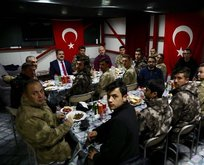 Erdoğan Mehmetçik'in yeni yılını kutladı