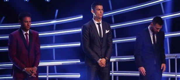 Dünyada yılın futbolcusu belli oldu