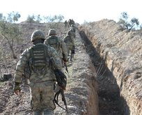 Afrinde 2 askeri şehit eden teröristler yakalandı