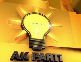 AK Parti aday listeleri belli oldu!