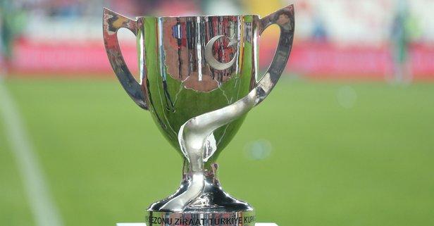 Ziraat Türkiye Kupası 4. tur toplu sonuçlar