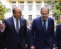 Rusya ve Türkiye'den kritik görüşme