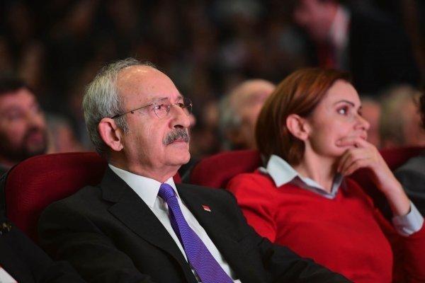 Canan Kaftancıoğlu Twitterda militan gibi