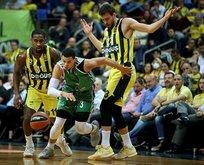 Fenerbahçe Doğuş sonu iyi getiremedi
