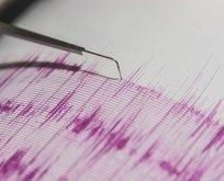 Elazığ'da 3,8 şiddetinde deprem!