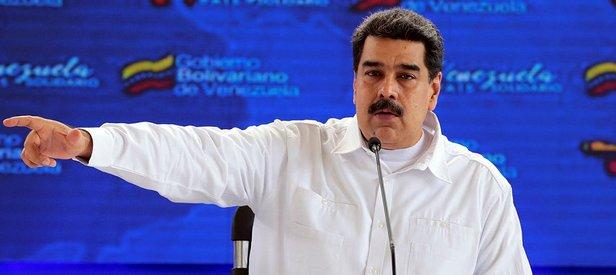 Son dakika: Madurodan Trump şantajına sert cevap