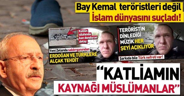 Cami saldırısına ilişkin skandal açıklama