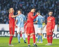 Beşiktaş Avrupa'da bu kez boş geçti
