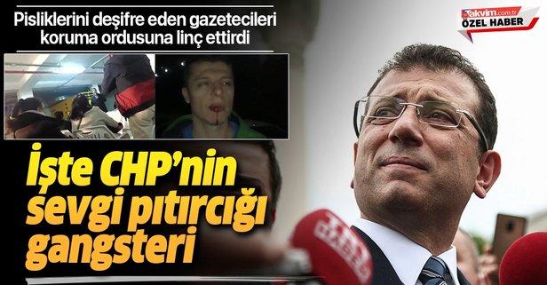 İşte CHP'nin gangster başkan adayı İmamoğlu