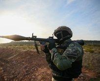 MSB duyurdu! 10 PKK'lı etkisiz