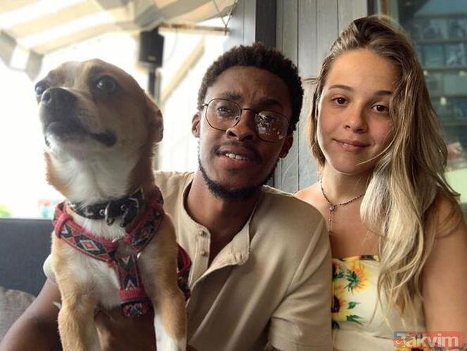 Selami Şahin'i kızı İrem'i görenler şaşırdı! 23 yaşındaki İrem Şahin sevgilisi Oliver Tembo ile Zambiya'ya gitti!