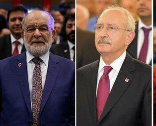 Omurgasız siyaset CHP'yi uçuruma sürükledi!