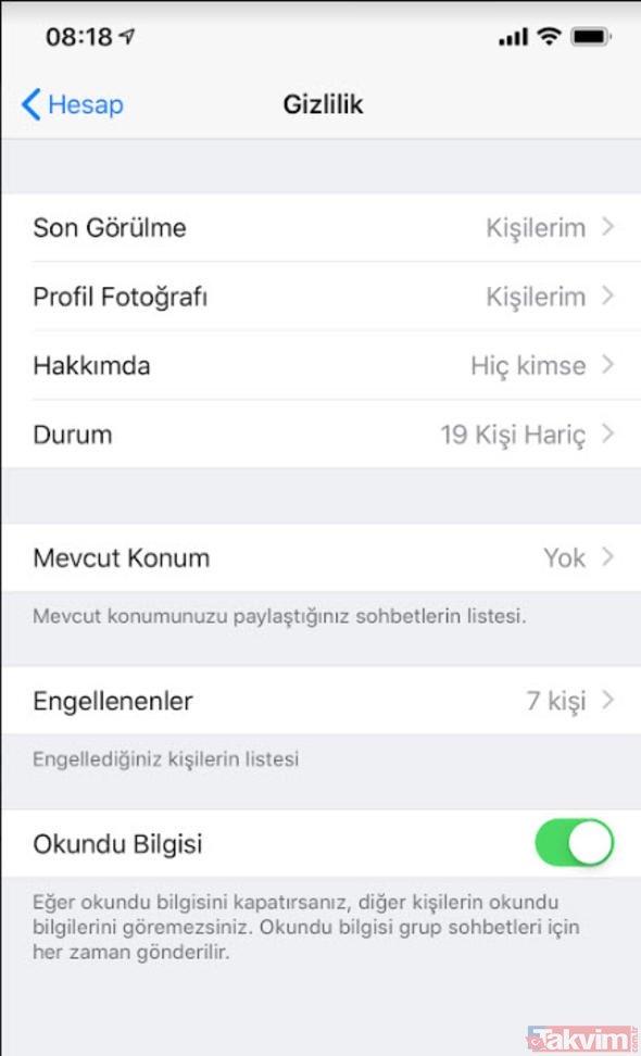WhatsApp kullananları ilgilendiren bomba gelişme! WhatsApp'ın aylardır sakladığı özelliği ortaya çıktı!