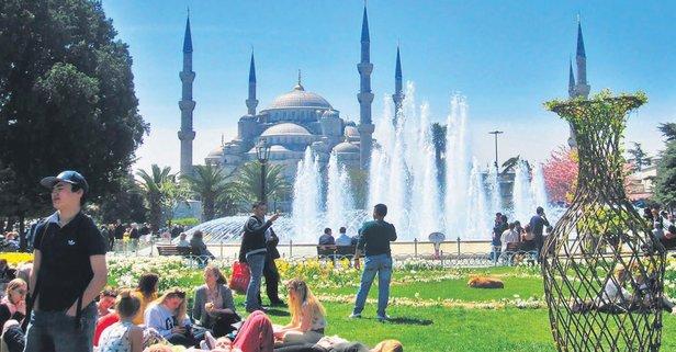 İstanbul zirve yaptı
