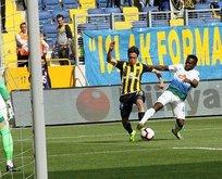Ankara'da 4 gollü maç
