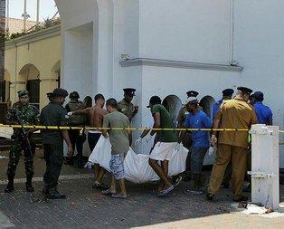 Sri Lanka'daki saldırılarda iki Türk vatandaşı hayatını kaybetti