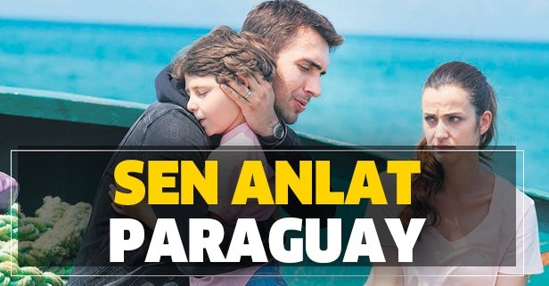 Sen Anlat Paraguay