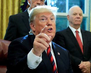 ABD Başkanı Trump'tan kritik FED açıklaması