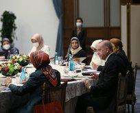 Başkan'dan önemli toplantı