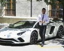 Meclis'te Lamborghini