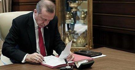 Son dakika: Başkan Erdoğan'dan 15 üniversiteye rektör ataması