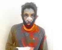 İzmirde akılalmaz olay! Polise şikayet etti, dayak yedi!