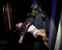 ABD Suriye'de kimyasal silah kanıtları buldu