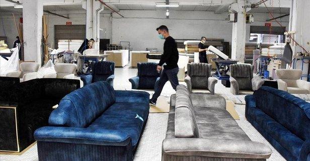 Türk mobilyaları görücüye çıkıyor