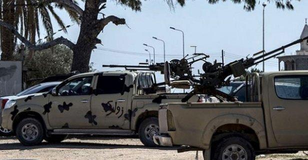 Libya'dan flaş ateşkes açıklaması