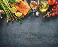 Rengarenk besinler akciğer kanserini önler