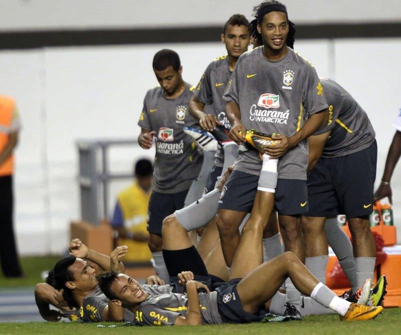 Ronaldinho'nun hayatı