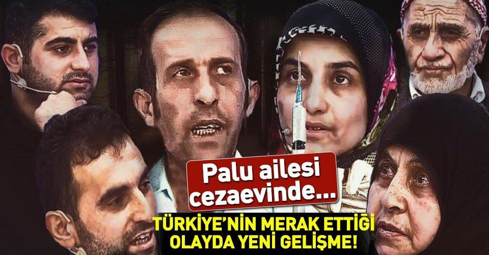 Palu ailesi için cezaevinde güvenlik önlemleri alındı!