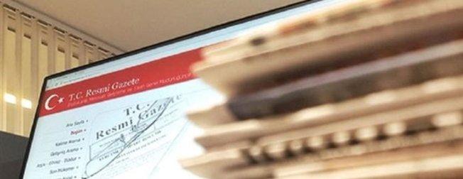 Son dakika haberi: 8 Ağustos Atama Kararları Resmi Gazete'de   Kaymakam atamaları tam liste