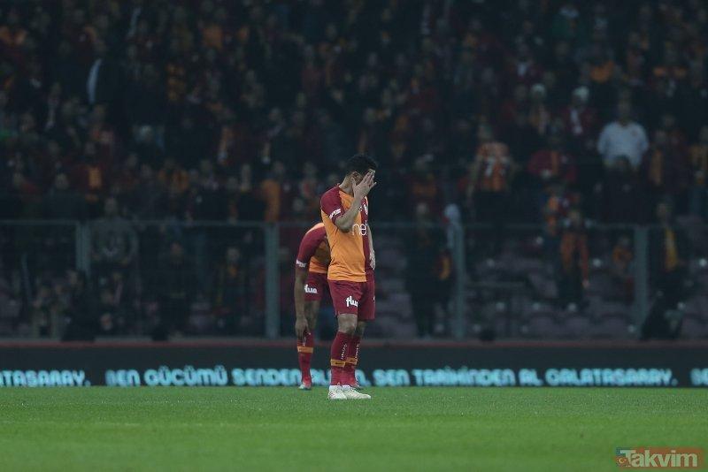 İstanbul'da gol yağmuru! Galatasaray 4- 2DG Sivasspor