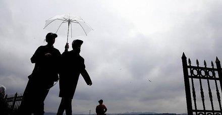 Meteoroloji'den son dakika kuvvetli yağış uyarısı   18 Haziran hava durumu