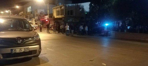 Son dakika: İzmir'de silahlı saldırı: 1 ölü