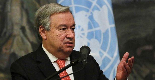 BM Genel Sekreteri'nden İdlib'de savaşı önleme çağrısı