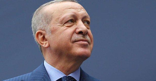 Başkan Erdoğandan Istiklal Marşı Mesajı
