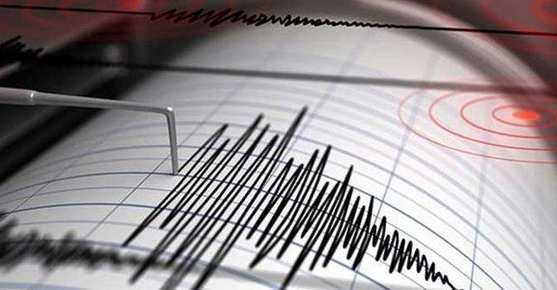 Endonezya'da 6,4 büyüklüğünde deprem!
