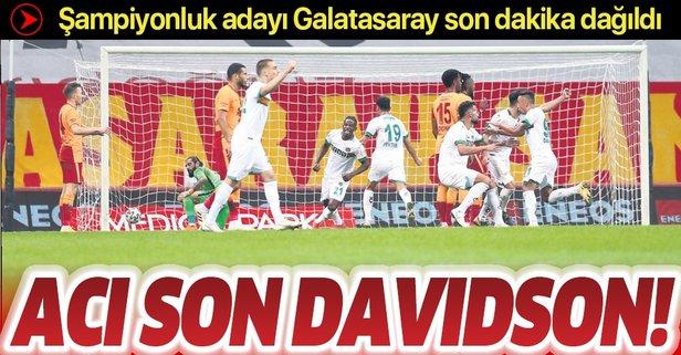 Acı son Davidson