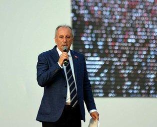 Muharrem İncenin Ankara mitiginde 2 milyon palavrası elinde patladı