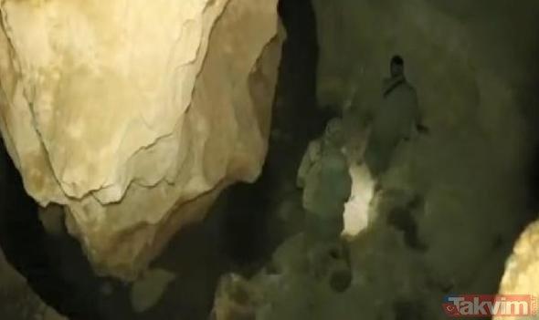 İşte Tunceli'deki mağarada kıstırılan o teröristler