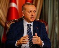 Başkan Erdoğan Rusya'nın Kommersant gazetesine yazdı