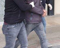 HDP'li başkan terör suçundan tutuklandı