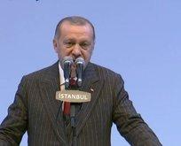 Erdoğan: Her hırsızlık kötüdür ama oy hırsızlığı...